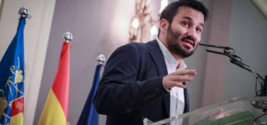 Vicent Marza conselleer Educacion Valencia 2017