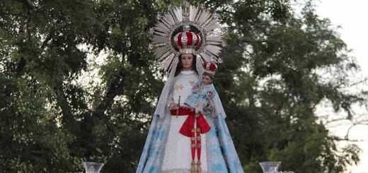 Virgen Butarque Leganes alcaldesa perpetua