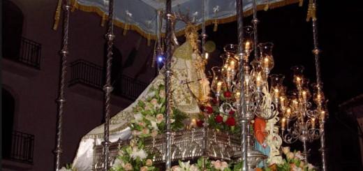 Virgen de la Fuensanta Huelma Jaen