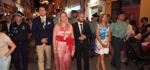 alcaldesa POSE Tomelloso procesion