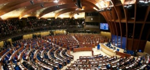 asamblea Consejo de Europa