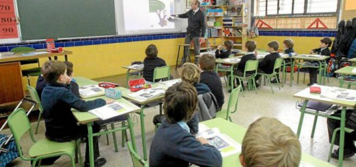 aula coelgio Altair segregado Opus