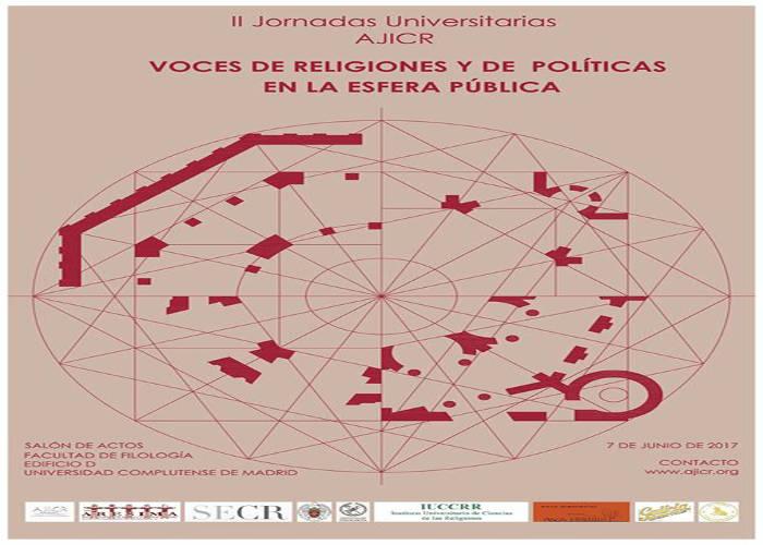 cartel jornadas madrid 2017 Ajicr 1