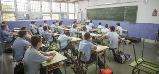 clase colegio Altair segrega opus 2017