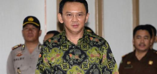gobernador de Yakarta 2017