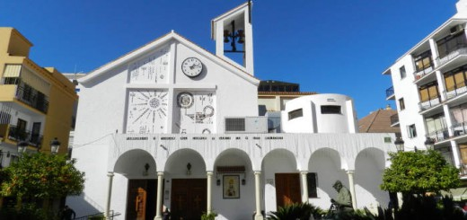 iglesia Fuengirola Malaga