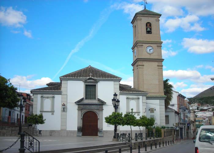 iglesia Pinos Puente