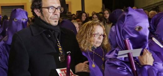 kichi alcalde Cadiz procesion
