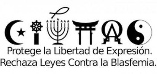 libertad contra la blasfemia