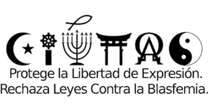Resultado de imagen de la blasfemia en Podemos