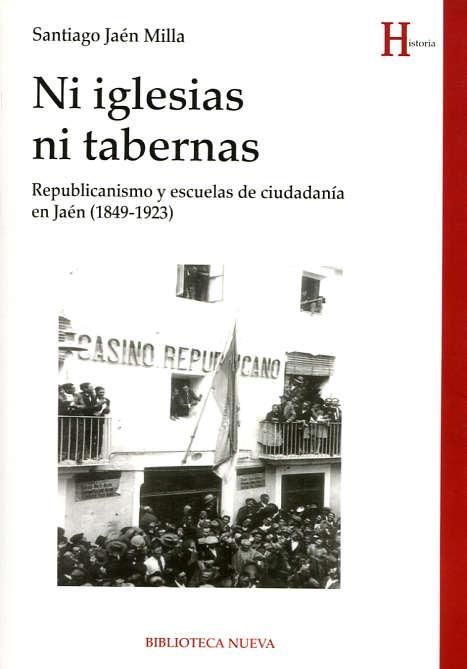 libro ni iglesias ni tabernas 2017