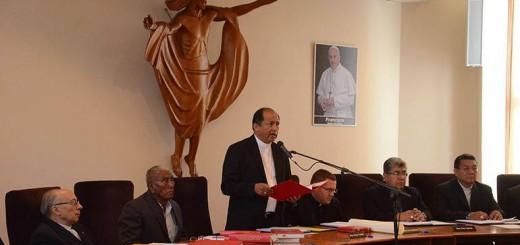 obispos Bolivia 2017