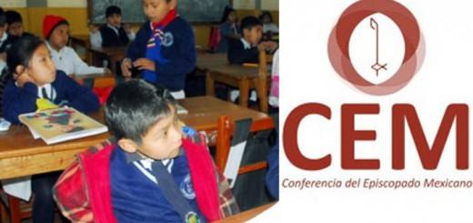 obispos y educacion Mexico