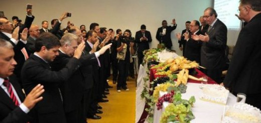 oficio religioso Brasil