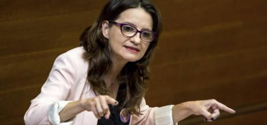 oltra vicepresidenta Generalitat Valencia
