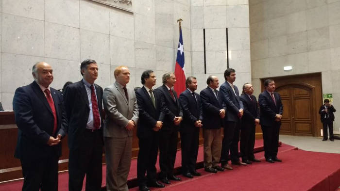 parlamentarios Chile firman compromiso evangelico 2017