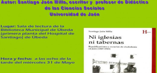 presentacion libro Ubeda 2017