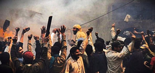 turba trata matar blasfemo Pakistan 2017