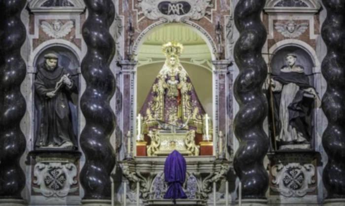 virgen del Rosario Cadiz