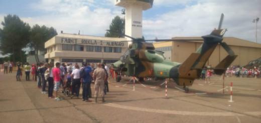 visita escolar base militar 2017