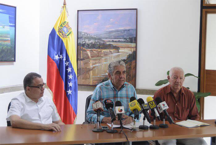 Alfredo Ramos alcalde de Iribarren Venezuela
