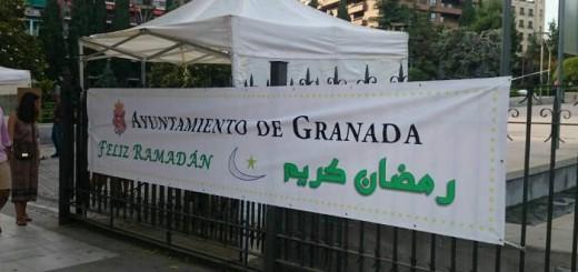 Ayuntamiento y Ramadan en Granada 2017