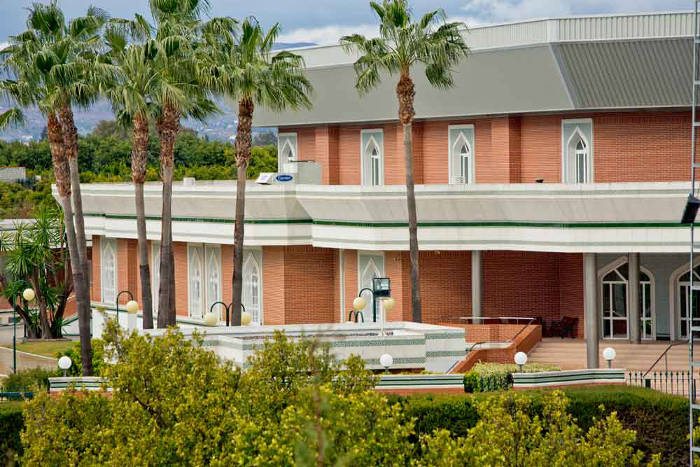 Centro espiritual RSSB Alharin Torre