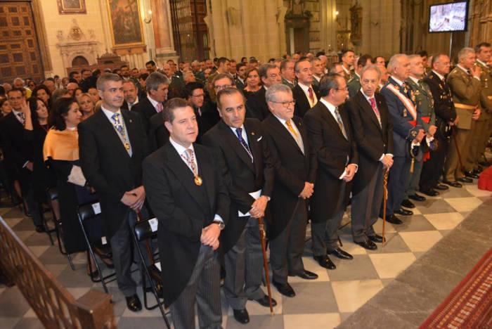 Corpus Toledo 2017 autridades misa