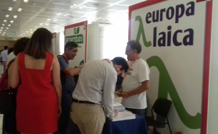 Europa Laica congreso PSOE 2017 c