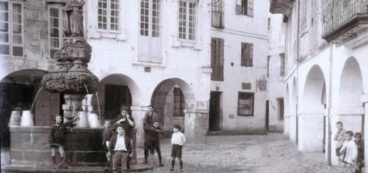 Fuente Praza do Campo Lugo