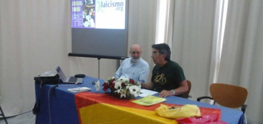 Jose Ramirez conferencia_laicismo Puerto Real 2017