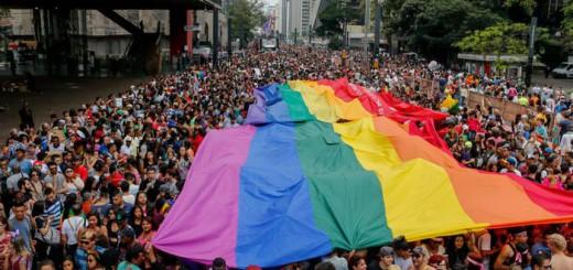 Orgullo gay Brasil 2017