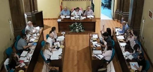 Pleno ayuntamiento Ubrique 2017