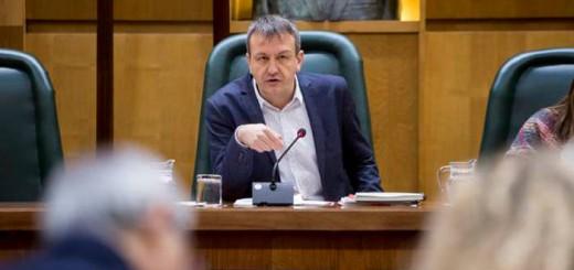 Rivares concejal Economia Zaragoza 2017
