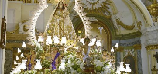 Virgen-del-Rosario Cadiz