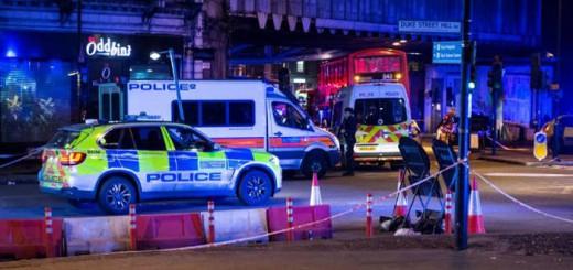 atentado de Londres 2017 junio