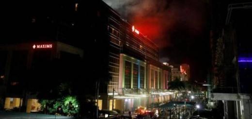 atentado islamista Manila Filipinas 2017