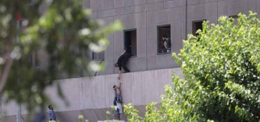 atentado islamista Teheran 2017