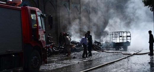 atentado mezquita chiita Kabul 2017