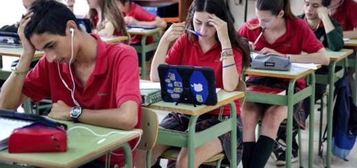 aula centro concertado Domus en Godella Valencia