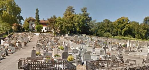 cementerio Ferney Voltaire