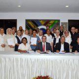 convenio colegios catolicos R Dominicana 2017