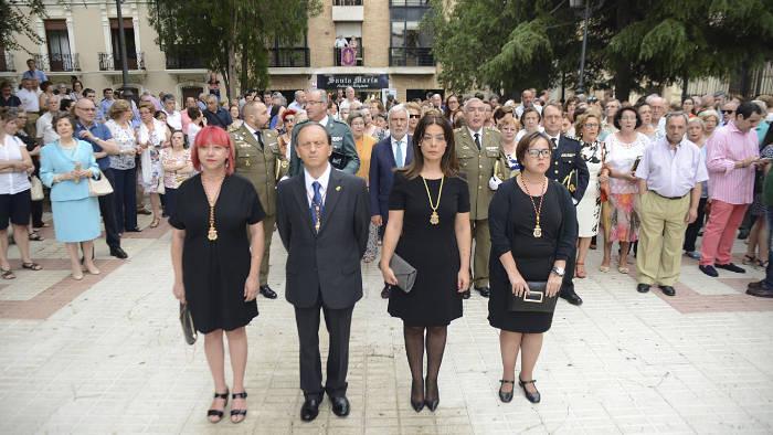 corpus Ciudad Real 2017