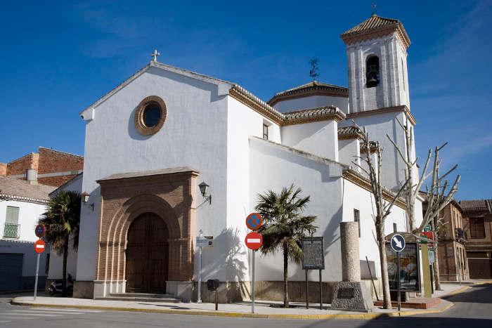 iglesia Chauchina