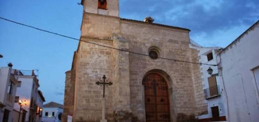 iglesia-de-santiago Huescaar