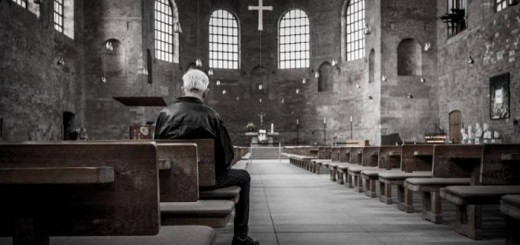 iglesia sin fieles