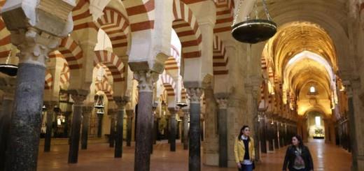 mezquita Cordoba turistas