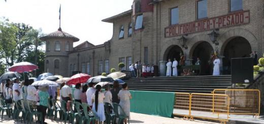 misa en espacio municipal Orizaba Mexico 2017