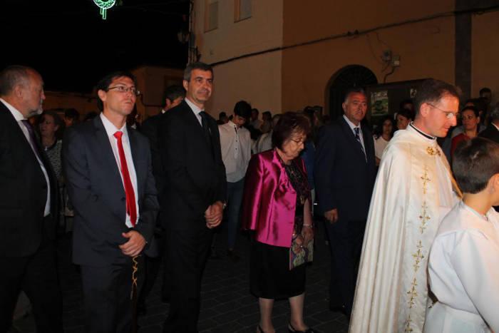 presidente Diputacion Toledo procesion Nambroca 2017 b