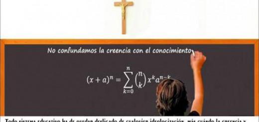religion en la escuela